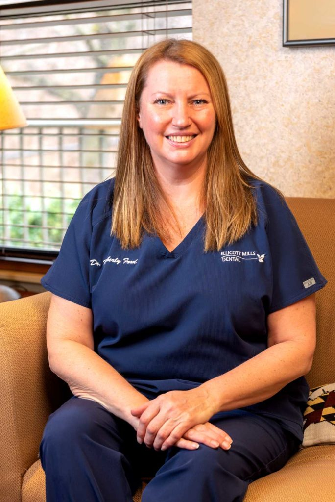 Dr. Kimberly Ford | Ellicott Mills Dental