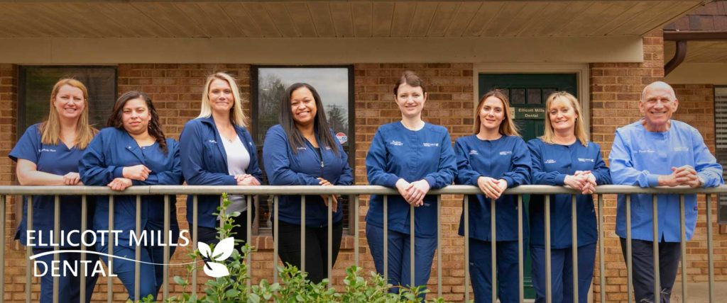 Ellicott Mills Dental Staff