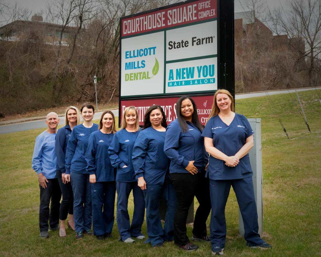 Ellicott Mills Dental Team